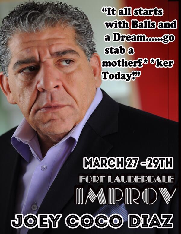 Tonight's the night! Start the weekend early with Joey CoCo Diaz aka @madflavor! #savages   http://t.co/mjOfcC7Bxl http://t.co/53MjiLlMlW