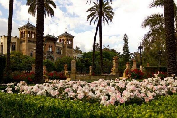 El Parque de María Luisa de Sevilla cumple cien años  http://t.co/J7F7QKdAbj http://t.co/yuRmxvvjUO