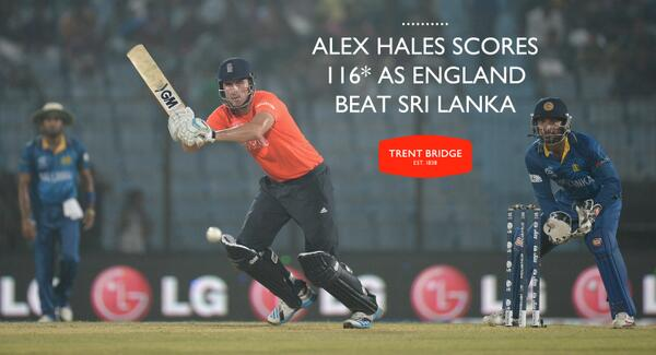 Our #lad @AlexHales1 has had a good day in the office. #WT20 http://t.co/VCsRNXIxj4