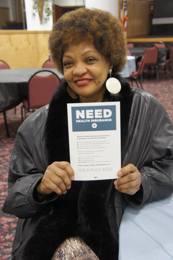 Cindy wants to remind you that the deadline is right around the corner. #GetCovered by 3/31. http://t.co/9p1eMPdOZo http://t.co/Clfr4Av41Q