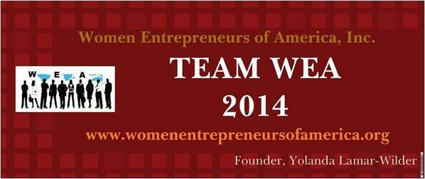 Women Entrepreneurs Of America. http://t.co/TpJbWnYa8r #Entrepreneurs #Women #Empowerment #Support #Knowledge @WEAHQ http://t.co/TUyMKgPAto