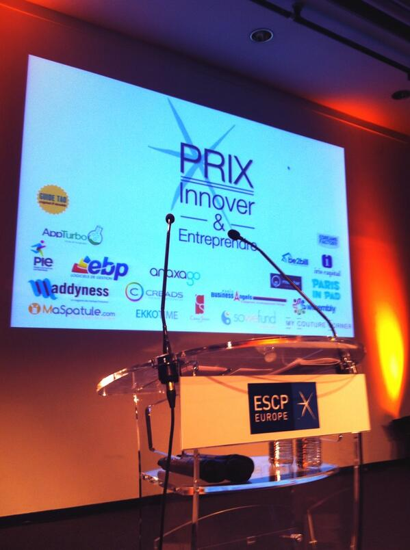 Thumbnail for Prix Innover et Entreprendre 2014