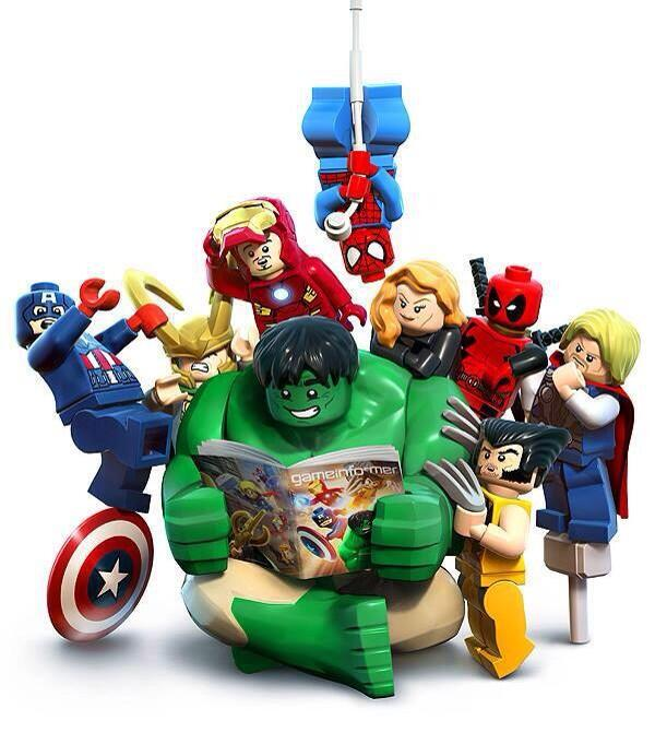 """LEGO Marvel Super Heroes 2 on Twitter: """"#tbt Back when Hulk thought ..."""