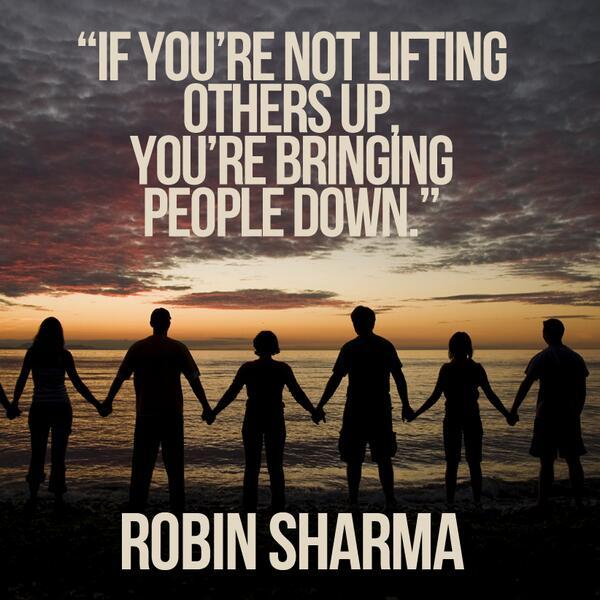 Gautam Bhanj Deo On Twitter At Robinsharma If Youre Not Lifting