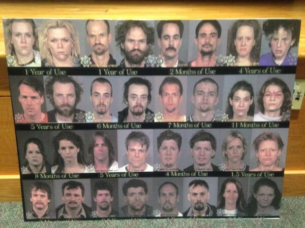 FACES OF METH: here's a poster @MartinFLSheriff brought to tonight's town hall meeting about meth in #MartinCounty. http://t.co/weL4pJc3zb