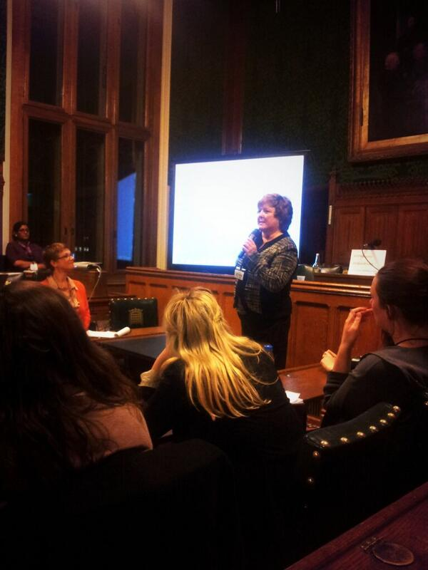Denise makes cliche good advice: be yourselves, don't change accents, keep authentic voice @FabianWomen #FWNeloquent http://t.co/RxyrGWLdaT