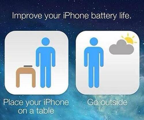 Twitter / DrLoisFrankel: How to improve your iPhone ...