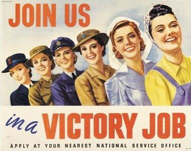 Do your part with a Victory Job! Join us for our #Histocrats Working Women  #tweetchat tonight at 7pmEST. http://t.co/Xytcsd3XVS