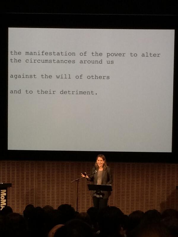 Curator @curiousoctopus launched the @desviolenz blog with a set definition of violence (see image). #desviolenz http://t.co/VOTEJ3HSSE