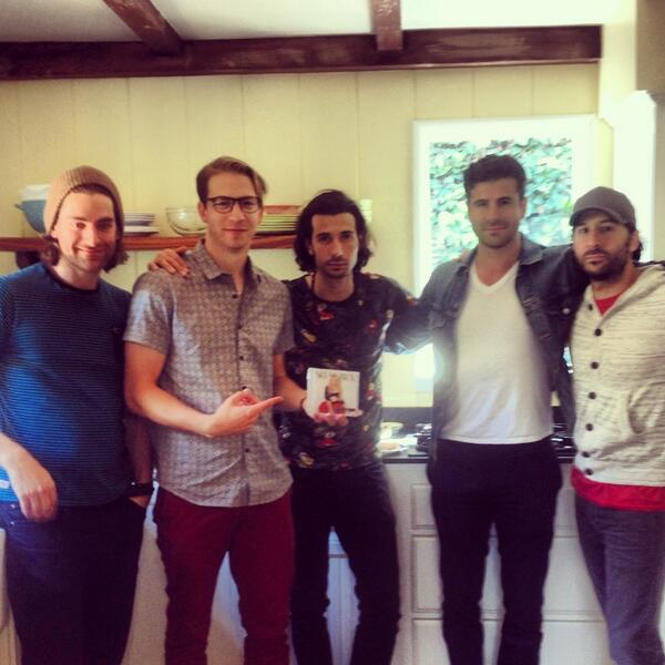 """MAGIC! on Twitter: """"We bought a copy of Shakira's new ..."""