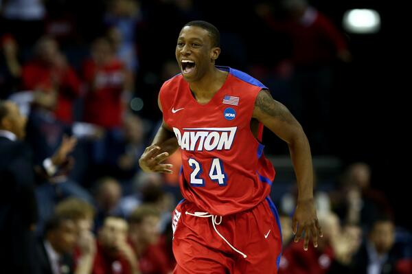 CINDERELLA MOVES ON! 11-seed Dayton beats 10 Stanford, 82-72, to advance to second Elite 8 in program history. #D8TON http://t.co/iTIKZIfguv