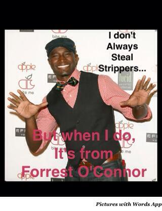 Learned Taye Diggs was married to Idina Menzel after googling why my friend Forrest saw him in SF last night. http://t.co/ehMp01q8Hl