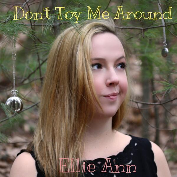"The new art for my single ""Don't Toy Me Around"" out April 18th! So #excited! #newmusic #indieartist http://t.co/4QMVbB8GU9"