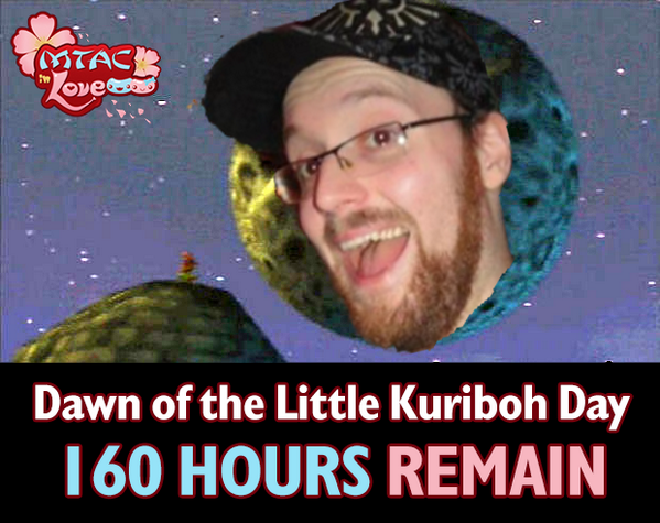 #MTAC is close! We're happy to welcome @yugiohtas himself: Little Kuriboh! Thanks for the idea, Martin! ^_^ http://t.co/Im3AP8UaIT