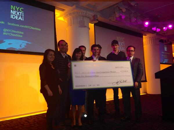 NYC Next Idea winners