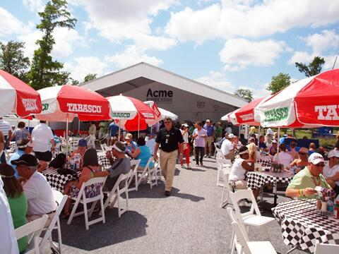 This could be you! RT for a chance to win 2 Free passes to the #acmeoysterhouse tent @Zurich_Classic http://t.co/auJN5QW0Bu