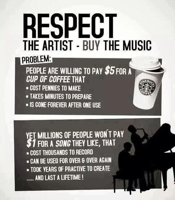 #RESPECT the Artist..  A thought provoking truth... http://t.co/SA9RuLwfGU