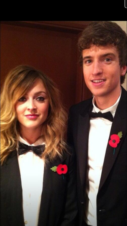 The time we wore matching outfits @gregjames #acrapposh'n'becks http://t.co/em55F8ZWAF