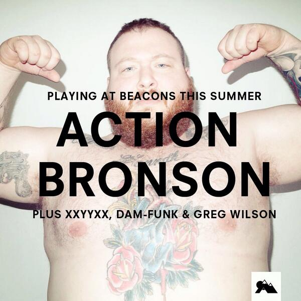 Pleased to announce that @ActionBronson @xxyyxx @DaMFunK & @djgregwilson will be joining us at Beacons this summer! http://t.co/lIjgsEjzMG