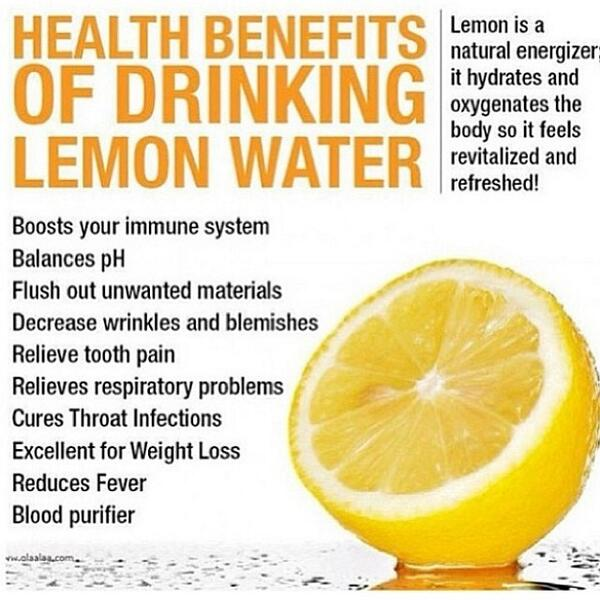 So why do we drink lemon water? This is why! http://t.co/N1I2diFfRp