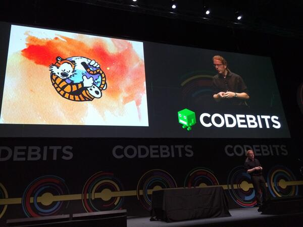 Chris Heilmann at SAPO codebits