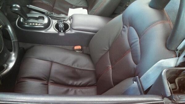 J R Upholstery On Twitter 99 Prowler New Katzkin Leather Seats
