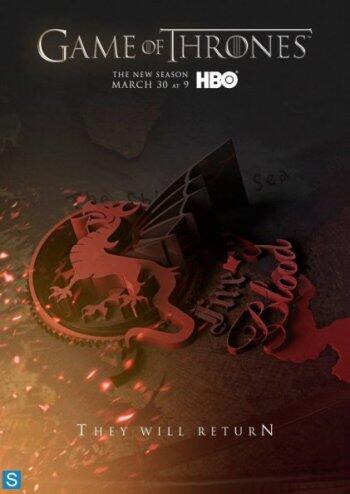 4 сезон игра престолов скачать торрент