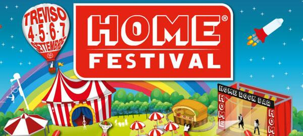 Home Festival Treviso con Radio 105 e Virgin Radio, la Line Up completa