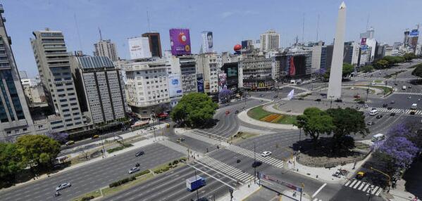 Argentina amanece paralizada por paro general http://t.co/omPw3k0rPm http://t.co/LrlUILii74
