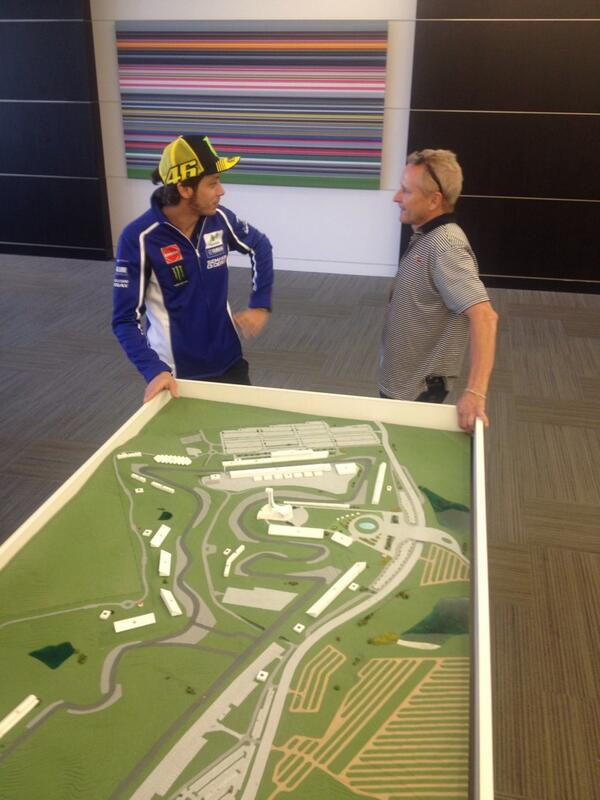 Two legends together @circuitamericas, great to see. @KevinSchwantz @ValeYellow46 http://t.co/aoi5M8C1S7
