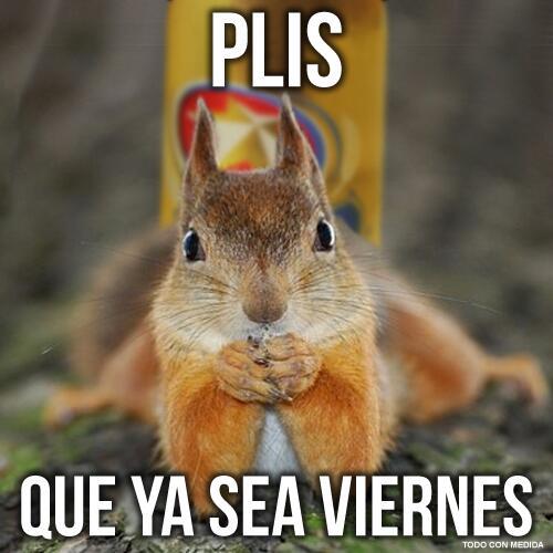 ¡Que ya sea viernes! Semana Santa http://t.co/U8YmyRlBcT