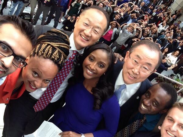 Thumbnail for Selfies with World Leaders