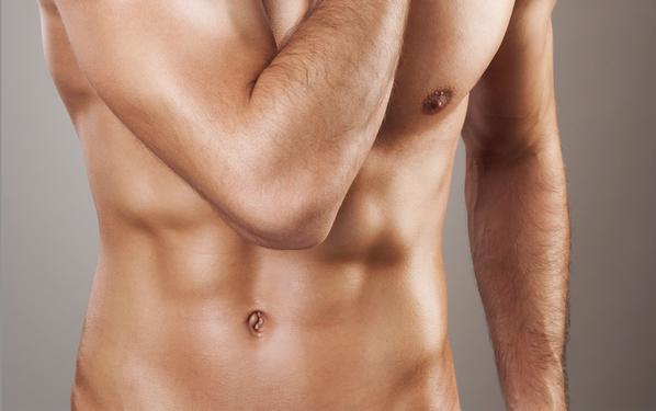 body mans Pleasure spots