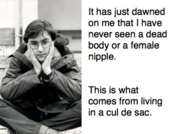 Gutted to hear about the death of Sue Townsend. Lots of love for Adrian Mole. http://t.co/ToBLPRJAnQ