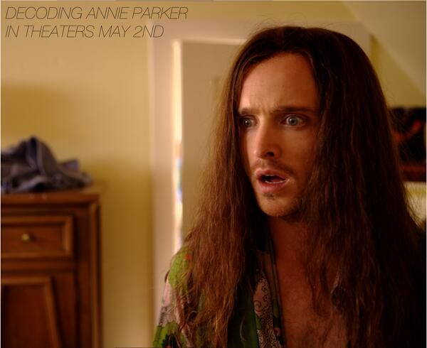 @aaronpaul_8 #TBT to your long haired days in Decoding Annie Parker! In theaters May 2nd, tix: http://t.co/p3UtuaLs8x http://t.co/ZEAVg2Ti7T