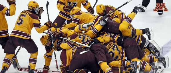 A celebration to end all celebrations. Until Saturday, that is. #PrideOnIce #SkateFor6 http://t.co/AcGPKsTtmd