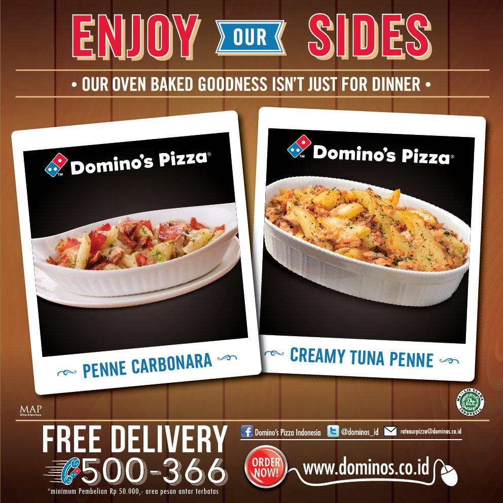 Domino S Pizza Id On Twitter Pasta Carbonara Or Creamy Tuna Penne