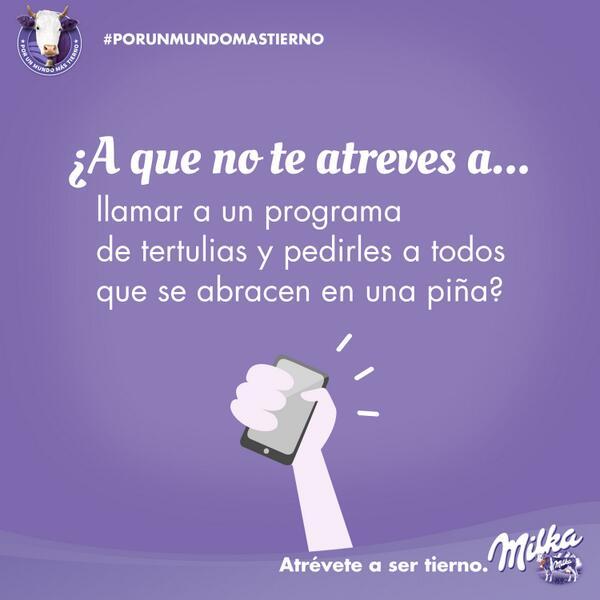 Milka España On Twitter At Rochasonesky Te Felicitaríamos