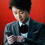Image for the Tweet beginning: 「渋谷に翔くんがいた」 「新宿にも翔くんがいた」 看板相手につぶやきまくる大野