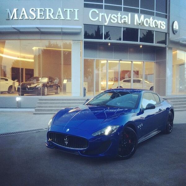 Maserati Azerbaijan On Twitter: