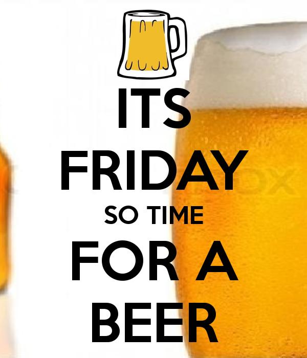 Смешные картинки про пиво и пятницу