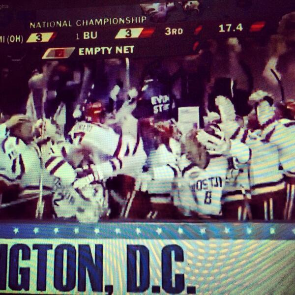 April 11. Hard not to think back 5 years ago today to this. @TerrierHockey @BUAthletics http://t.co/5UWO8wDZtV
