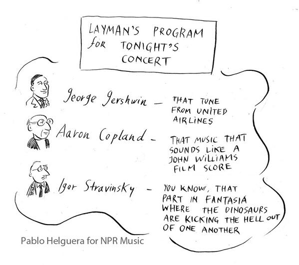 For your Friday funny: a layperson's program for tonight's concert. http://t.co/ysYRW3okuB