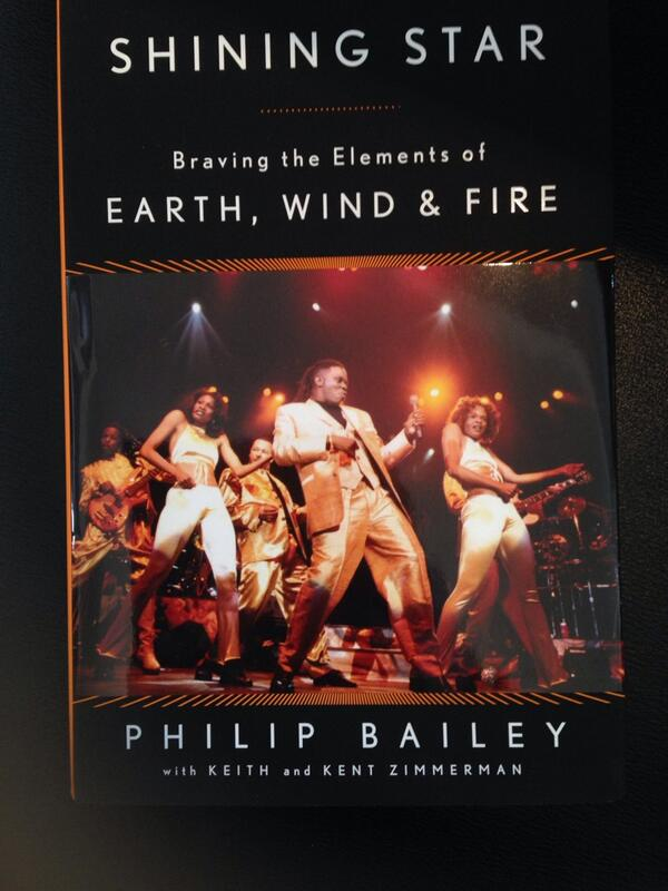 Win a copy of @PhilipBaileyEWF's new book Shining Star! RT and follow us to enter! @EarthWindFire @penguinusa http://t.co/nYEiltbWL6