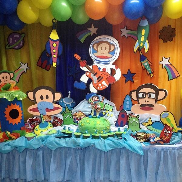 Paul Frank On Twitter This PaulFrank Birthday Party Is Out Of