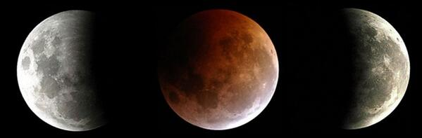 Eclipse Total de Luna, 15 de abril 2014 2:46am. La Luna se volverá de color rojizo. Imperdible http://t.co/oQeXKIHAqR""