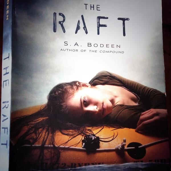 Mrs Strow On Twitter If You Like Survival Stories The Raft By SA Bodeen Is Book For Plane Crash 3 Days At Sea Deserted Island