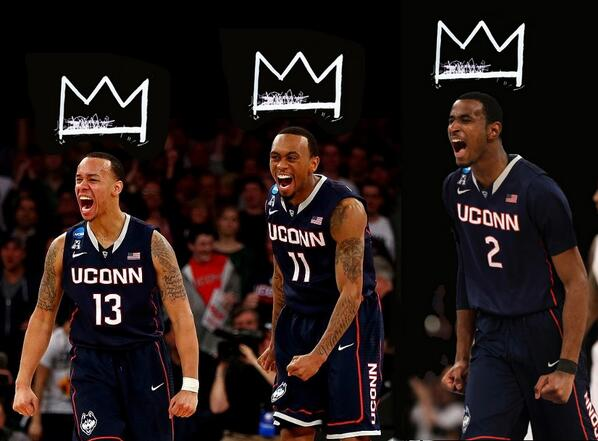@UConnHuskies Three Kings. #shabazz @Ryanboatright11 @D_Daniels2 #uconn http://t.co/6wXTKXTJ9k