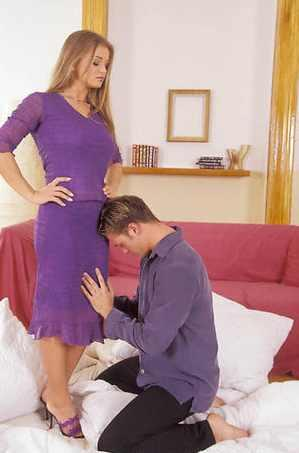 Worshipping your wife