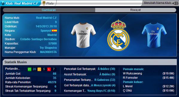 TOP Eleven, 5 hal memorable yang mebuat kita serasa Manager Sepak Bola Profesional!